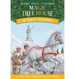 Penguin/Random House HOUR OF THE OLYMPICS (MTH#16)