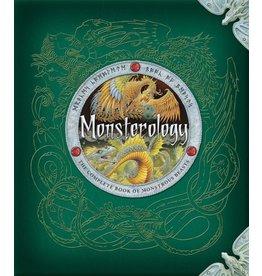 Penguin/Random House MONSTEROLOGY