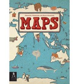 Penguin/Random House MAPS