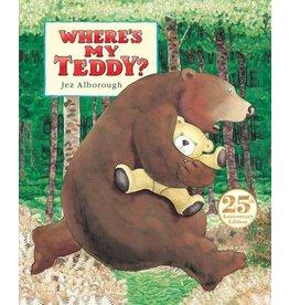 Penguin/Random House WHERE'S MY TEDDY?