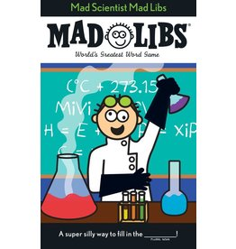 Penguin/Random House MAD SCIENTIST MAD LIBS