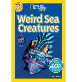 Penguin/Random House NGR WEIRD SEA CREATURES