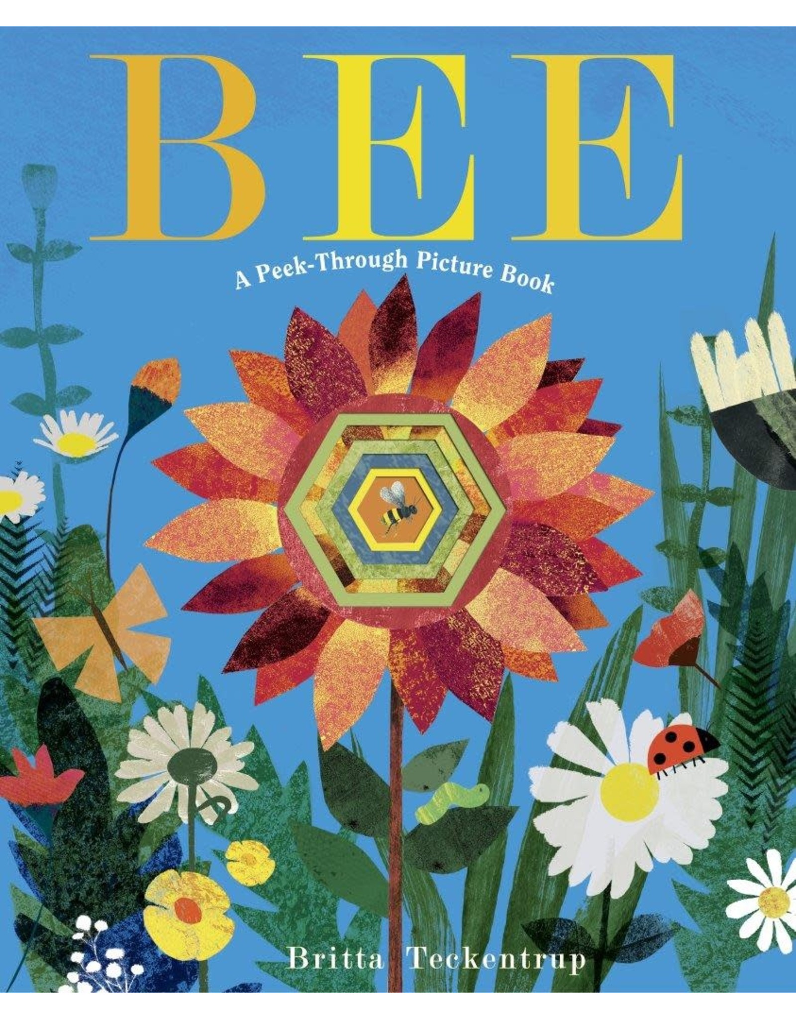 Penguin/Random House BEE: A PEEK-THROUGH PICTURE BO
