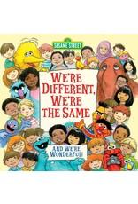 Penguin/Random House WE'RE DIFFERENT, WE'RE THE(HC)