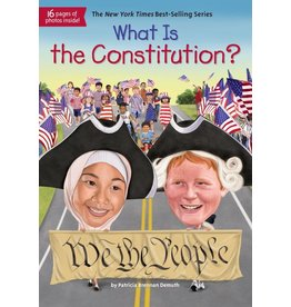 Penguin/Random House WHAT IS THE CONSTITUTION?
