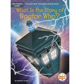 Penguin/Random House WHAT IS STORY OF DOCTOR WHO
