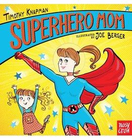 Penguin/Random House Superhero mom