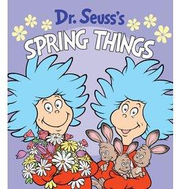 Penguin/Random House DR. SEUSS'S SPRING THINGS(BRD)