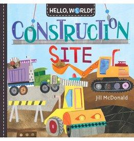 Penguin/Random House HELLO, WORLD! CONSTRUCTION SIT