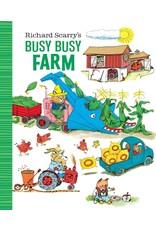 Penguin/Random House BUSY BUSY FARM (BRD)