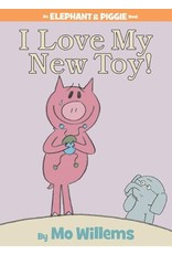 Hachette Book Group I Love My New Toy! (An Elephant and Piggie Book)