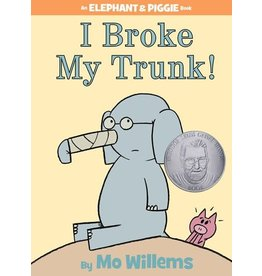 Hachette Book Group I Broke My Trunk! (An Elephant and Piggie Book)