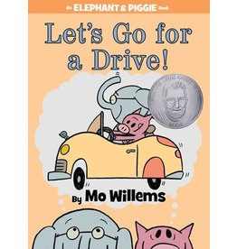 Hachette Book Group Let's Go for a Drive! (An Elephant and Piggie Book)