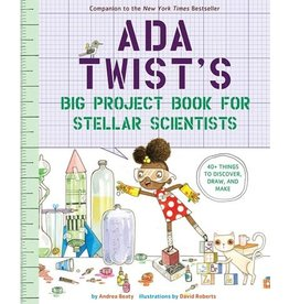 Hachette Book Group Ada Twist's Big Project