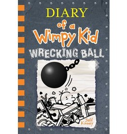 Hachette Book Group Wrecking Ball (Diary of