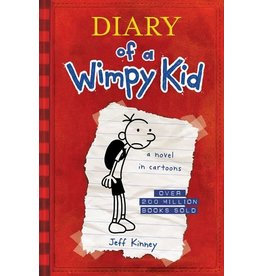 Hachette Book Group Diary of a Wimpy Kid (D