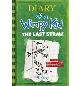 Hachette Book Group Last Straw (Diary of a