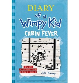 Hachette Book Group Cabin Fever (Diary of a