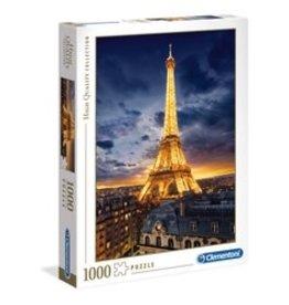 Clementoni Puzzles Tour Eiffel