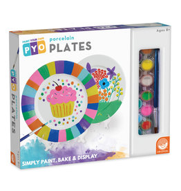 Mindware PYO: PORCELAIN: PLATES