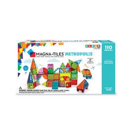 Magna-Tiles Magna-Tiles Metropolis 110 Piece Set