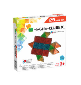 Magna-Tiles Magna-Qubix 29 Piece Set