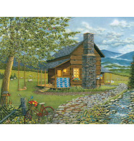 Heritage Puzzle A Smoky Mountain Summer