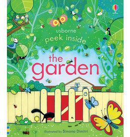 Usborne & Kane Miller Books Peek Inside The Garden