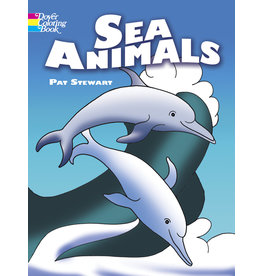 DOVER PUBLICATIONS INC Stewart-Sea Animals
