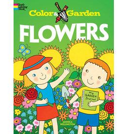 DOVER PUBLICATIONS INC Wellington - Color & Garden FLOWERS