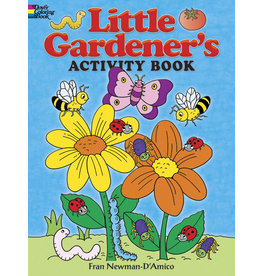 DOVER PUBLICATIONS INC Newman-D'Amico-Little Gardener's Activit
