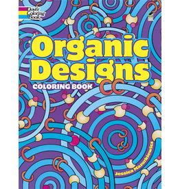 DOVER PUBLICATIONS INC Mazurkiewicz - Organic Designs CB