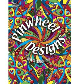 DOVER PUBLICATIONS INC Stegenga-Pinwheel Designs