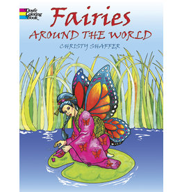 DOVER PUBLICATIONS INC Shaffer - Fairies Around the World