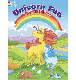 DOVER PUBLICATIONS INC Kurtz - Unicorn Fun Coloring Book