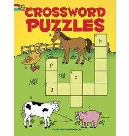 DOVER PUBLICATIONS INC Newman-D'Amico-Crossword Puzzles