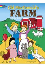 DOVER PUBLICATIONS INC Beylon-Old MacDonald's Farm Coloring Boo