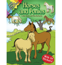 DOVER PUBLICATIONS INC Beylon Horses and Ponies