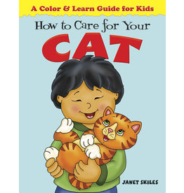 DOVER PUBLICATIONS INC Skiles - How to Care for Your Cat