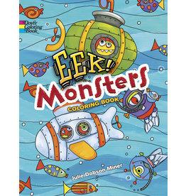 DOVER PUBLICATIONS INC Miner-EEK! Monsters CB