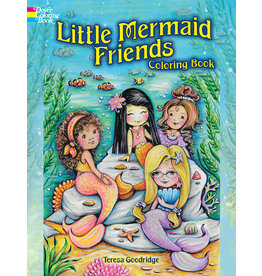DOVER PUBLICATIONS INC Goodridge-Little Mermaid Friends CB