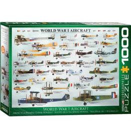 EUROGRAPHICS WWI Aircraft