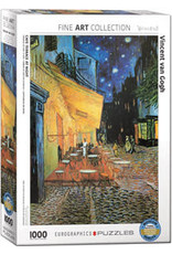 EUROGRAPHICS Cafe Terrace at Night by Vincent Van Gogh