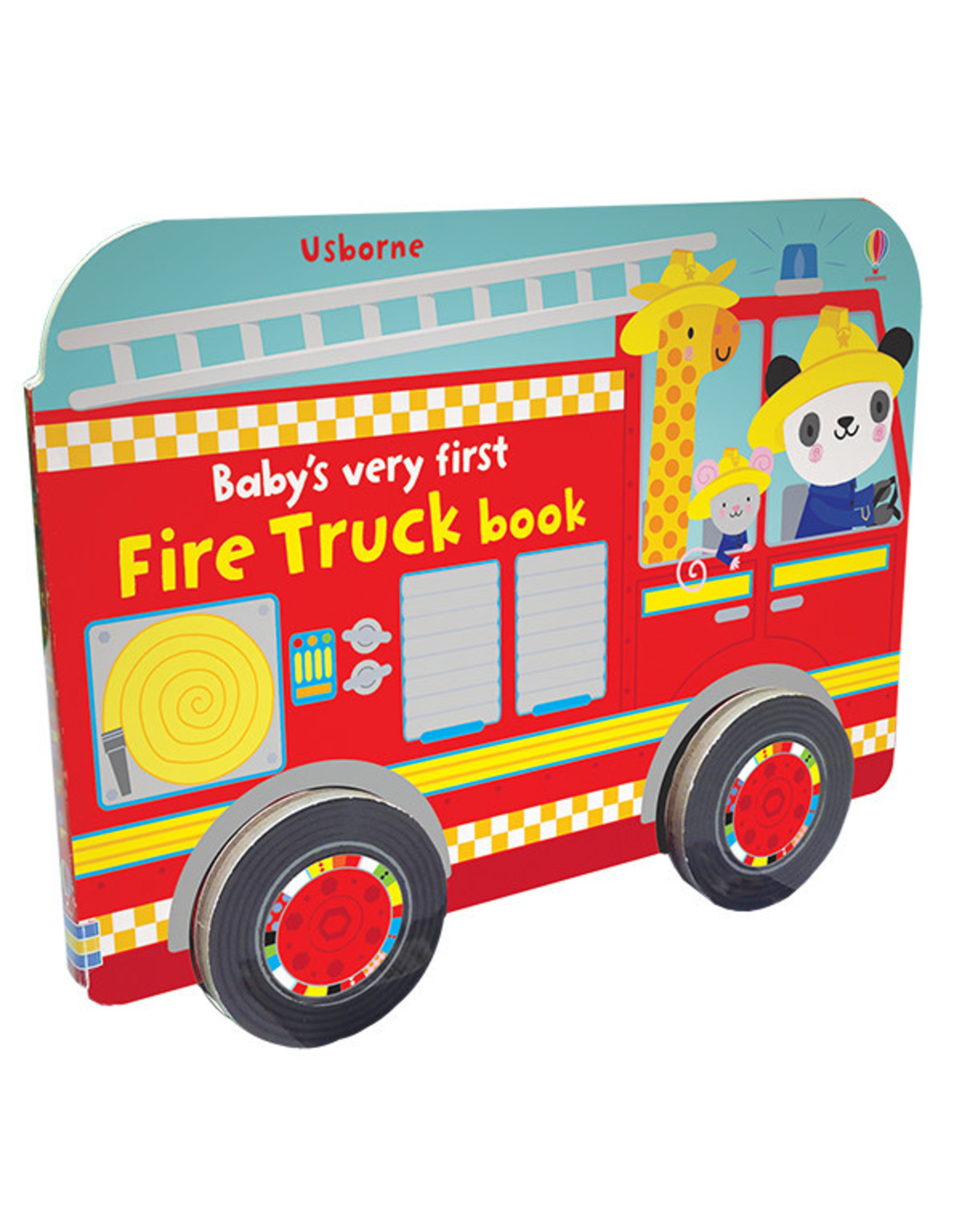 Usborne & Kane Miller Books Baby 's Very First Fire Truck Book