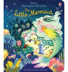 Usborne & Kane Miller Books Peek Inside Little Mermaid