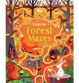 Usborne & Kane Miller Books Forest Mazes