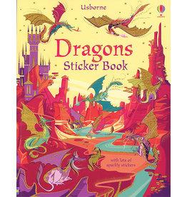 Usborne & Kane Miller Books Dragons Sticker Book
