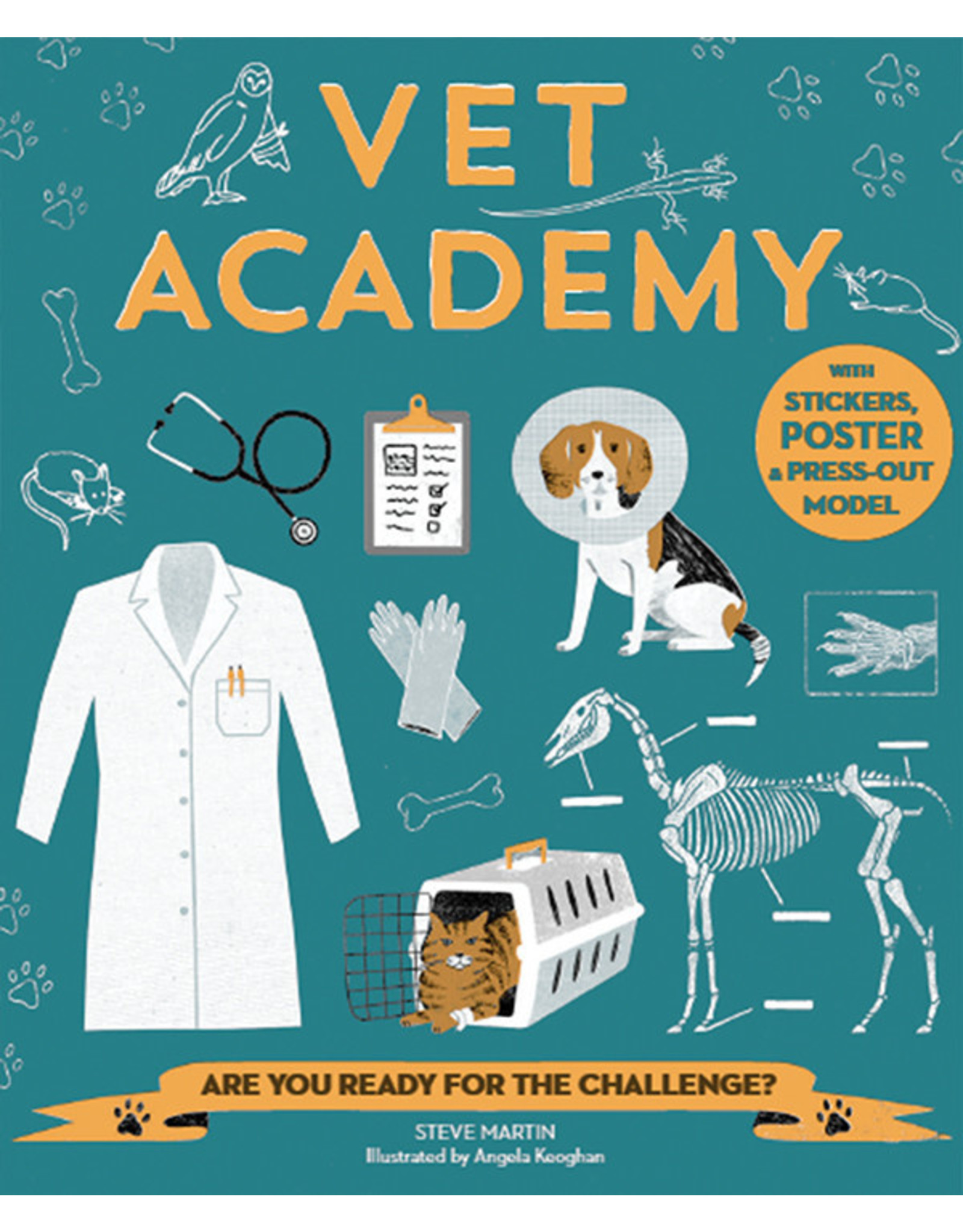 Usborne & Kane Miller Books Academy, Vet Academy