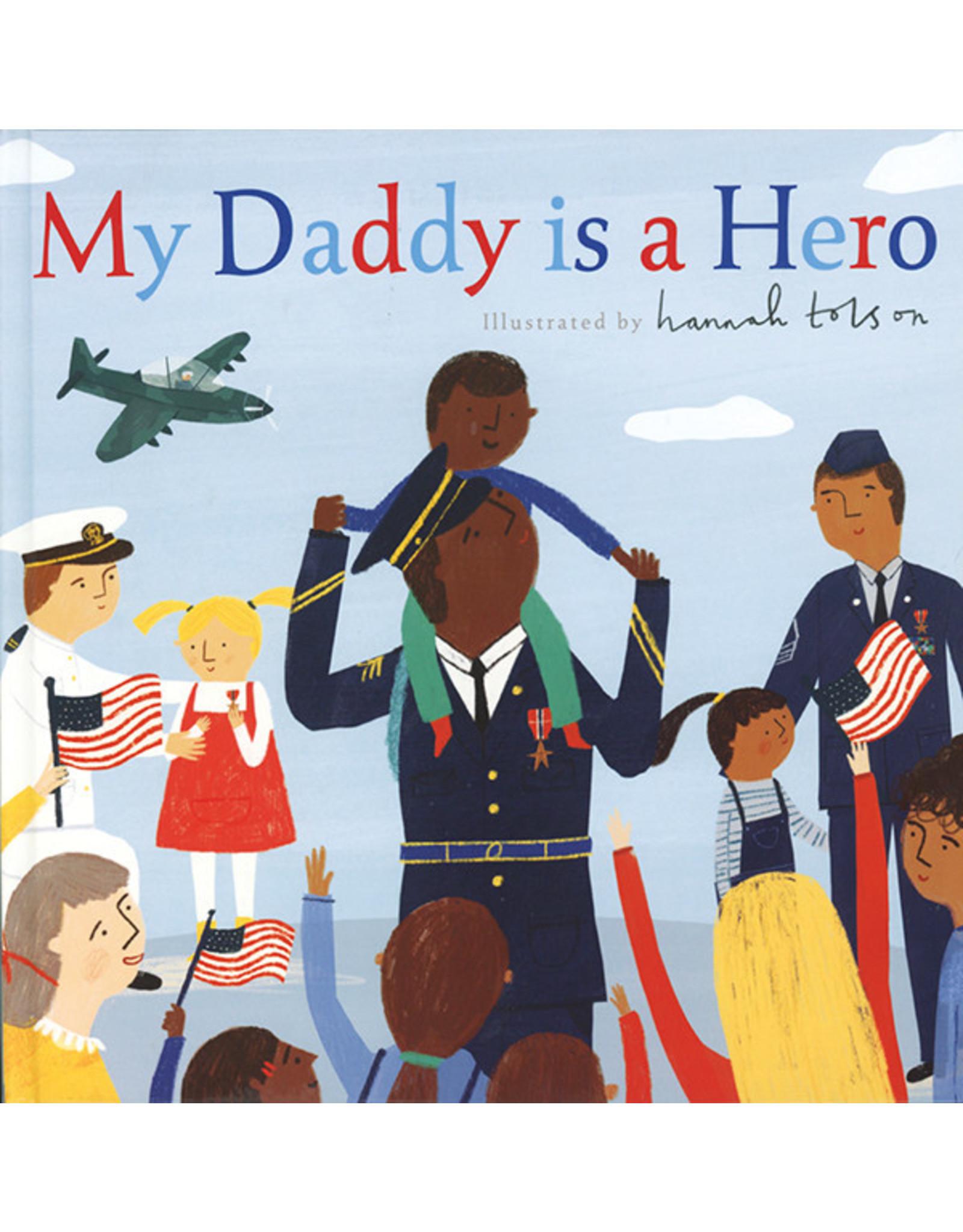 Usborne & Kane Miller Books My Daddy is a Hero