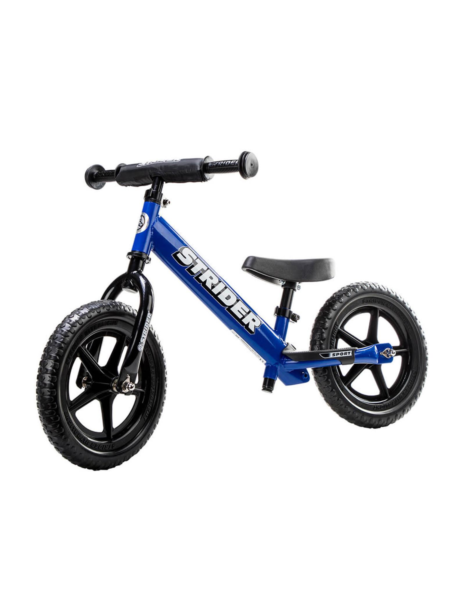 STRIDER Strider 12 Sport Balance Bike - Blue 18 months-5 Years